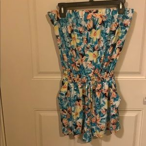 Tropical Romper by GUESS